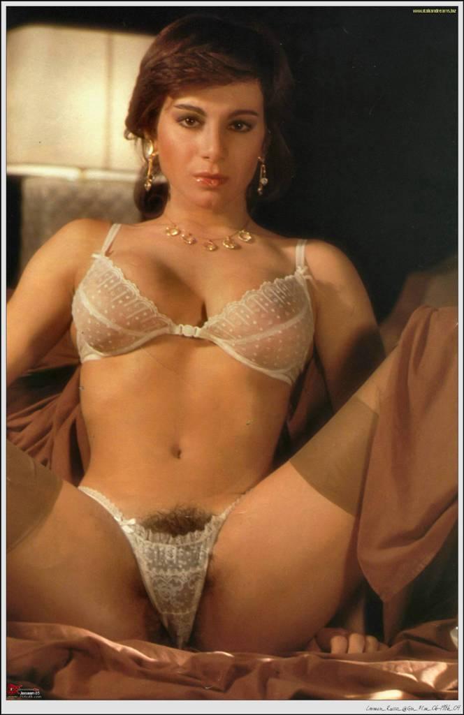 Carmen Russo Naked